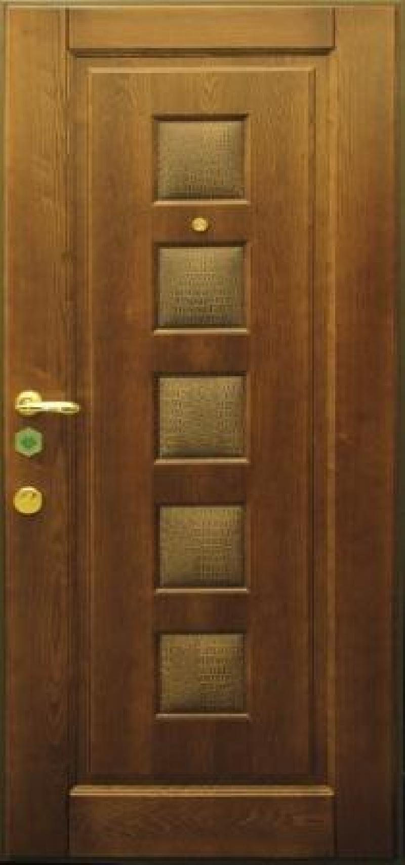 декор стальных дверей